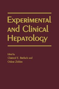 Experimental and Clinical Hepatology