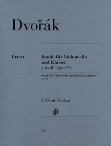Rondo für Violoncello und Klavier g-moll op. 94