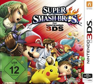 3DS Super Smash Bros. Für Nintendo 3DS