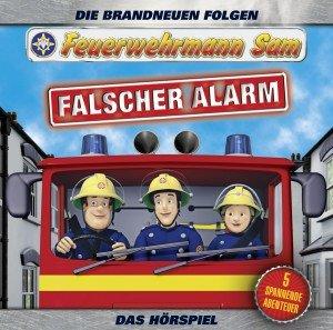 Feuerwehrmann Sam 04. Falscher Alarm