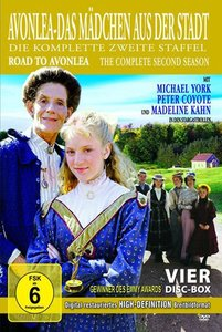 Avonlea-D.Mädchen A.D.Stadt (Staffel 2/4 DVD)