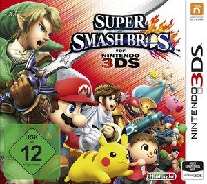 3DS Super Smash Bros. Für Nintendo 3DS