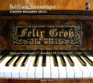 Bal(l)ade romantique-Kammermusik und Lieder