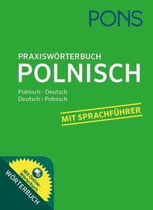PONS Praxiswörterbuch Polnisch