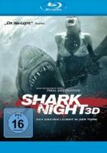 Shark Night 3D (2D+3D Version,Blu-ray 3D)