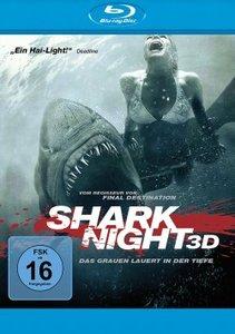 Shark Night 3D (2D+3D Version,Blu-ray 3D)