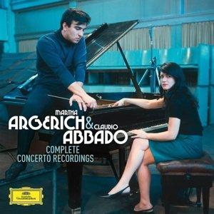 Argerich & Abbado: Sämtliche Konzert-Aufnahmen