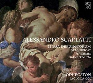 Missa Defunctorum/Magnificat/Miserere/Salve Regina