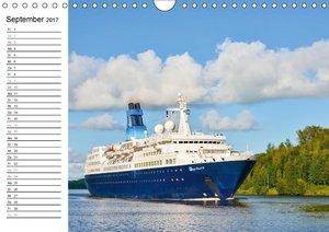 Traumschiffe kieken (Wandkalender 2017 DIN A4 quer)