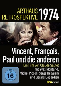 Vincent, Francois, Paul und die anderen - Arthaus Retrospektive