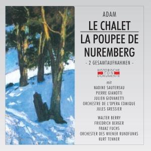 Le Chalet/La Poupee De Nuremberg