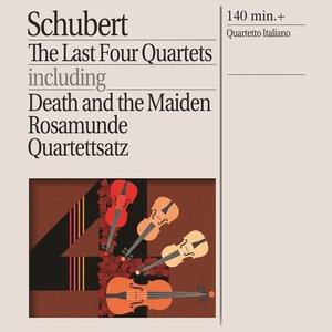 Streichquartette 12-15