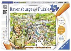 tiptoi: Puzzeln, Entdecken, Erleben - Im Zoo