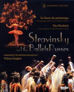 Stravinsky & The Ballets Russes - zum Schließen ins Bild klicken