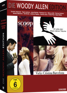 Die Woody Allen Edition (DVD)
