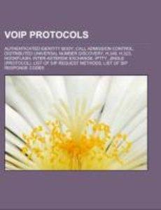 VoIP protocols
