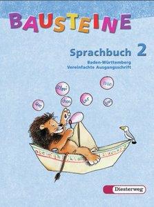 Bausteine Sprachbuch 2. Ausgabe Baden-Württemberg. Vereinfachte