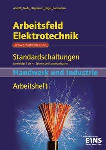 Arbeitsfeld Elektroberufe Lernfeld 1 - 4