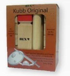 BEX 511-011 - KUBB Original Color, das Original aus Schweden, Pr