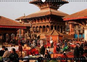Schickert, P: Nepal (Wandkalender 2015 DIN A3 quer)