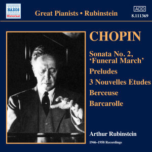 Chopin Recordings 1946-1958