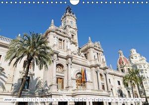 Valencia (Wandkalender 2016 DIN A4 quer)