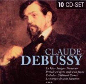 Debussy: La Mer,Images,Noctures Und Mehr