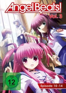 Angel Beats! Vol.3