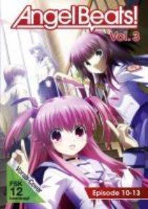 Angel Beats! Vol.3
