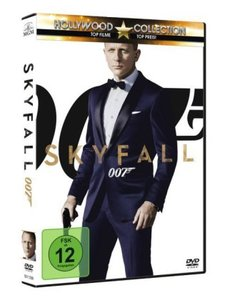 James Bond 007 - Skyfall/DVD