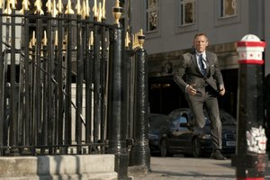 James Bond 007 - Skyfall/DVD