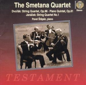 op.96 & op.81/Quartett 1