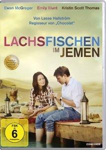 Lachsfischen im Jemen (DVD)