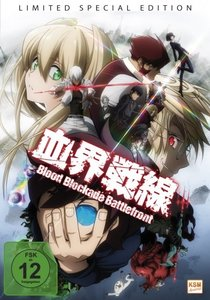 Blood Blockade Battlefront Vol. 1-3 - Limited Edition