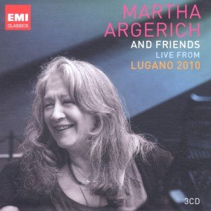 Argerich & Friends Live From Lugano 2010
