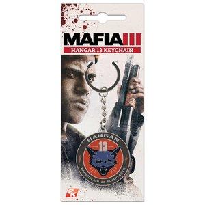 Mafia III (3) - Schlüsselanhänger - Logo Hangar 13