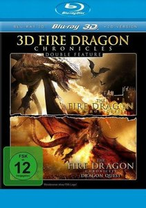 Fire Dragon Chronicles Double Feature