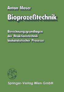 Bioprozeßtechnik