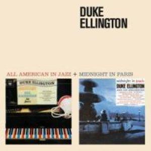 All American In Jazz+Midnight In Paris