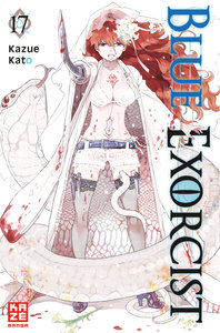 Blue Exorcist 17