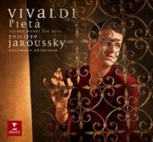Vivaldi:Piet?-Sacred Works For Alto