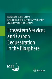 Ecosystem Services and Carbon Sequestration in the Biosphere