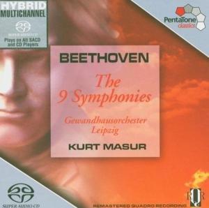 Sämtliche Sinfonien 1-9 (GA)