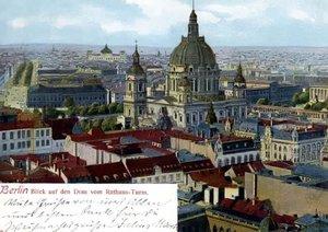 Grüße aus dem alten Berlin (Posterbuch DIN A4 quer)