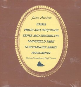Jane Austen 6-Book Boxed Set