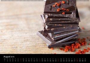 Kaffee & Schokolade (Wandkalender 2016 DIN A2 quer)