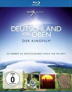Deutschland von oben BD-Der Kinofilm