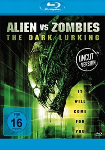 Alien vs Zombies-Blu-ray Disc