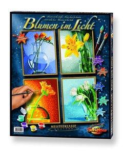 Schipper Malen nach Zahlen - Blumen im Licht (Quattro)