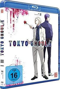 Tokyo Ghoul Root A (2. Staffel) - Blu-ray 2